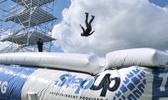 Big Air Jump : Une animation unique en Belgique